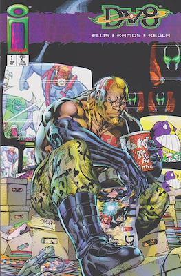 DV8 (Variant Cover) (Comic Book) #1.5
