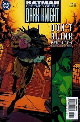Batman: Legends of the Dark Knight Vol. 1 (1989-2007) (Comic Book) #167