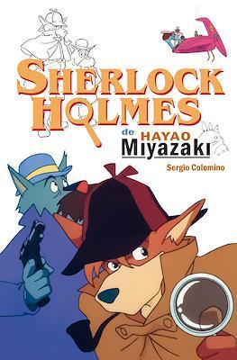 Sherlock Holmes de Hayao Miyazaki (Cartoné 192 pp) #