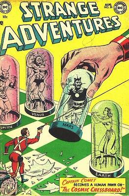 Strange Adventures (Comic Book) #35