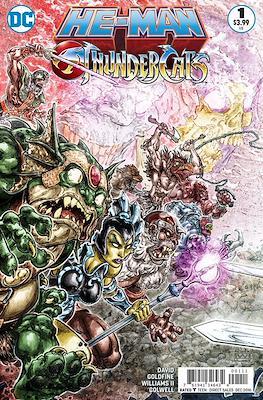 He-Man/Thundercats (Comic-book) #1.1