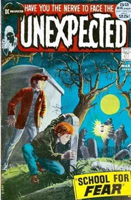 The Unexpected (Comic Book) #133