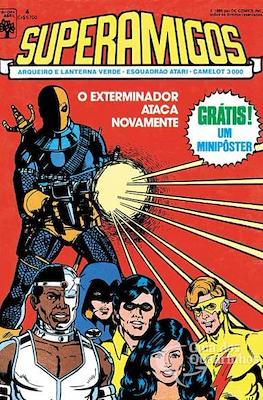 Superamigos #4