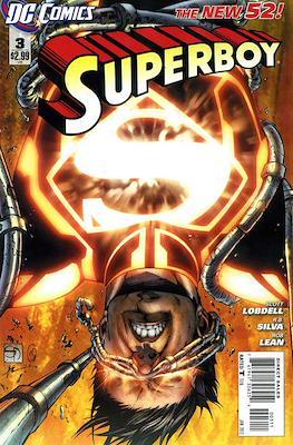 Superboy New 52 #3