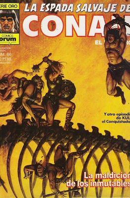 La Espada Salvaje de Conan. Vol 1 (1982-1996) (Grapa. B/N.) #66