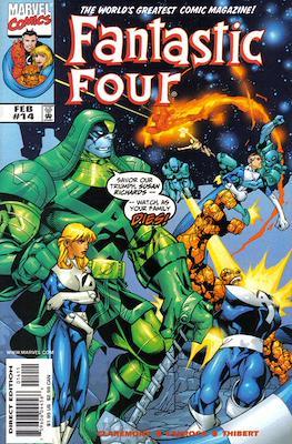 Fantastic Four Vol. 3 (Comic Book) #14