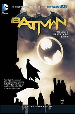 Batman Vol. 2 (2011-2016) (Hardcover) #6