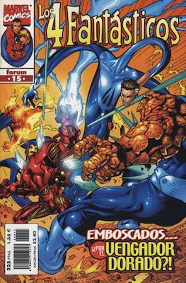 Los 4 Fantásticos Vol. 3 (1998-2001). Heroes Return (Grapa 24-48 pp) #15