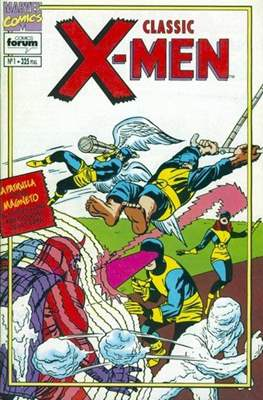 Classic X-Men Vol. 2 (1994-1995) #1