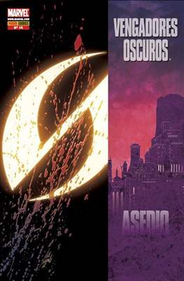 Vengadores Oscuros (2009-2011) (Grapa 24 pp) #14