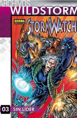 Archivos Wildstorm Stormwatch (Rústica, 224 a 328 páginas a color. 22x15cm.) #3