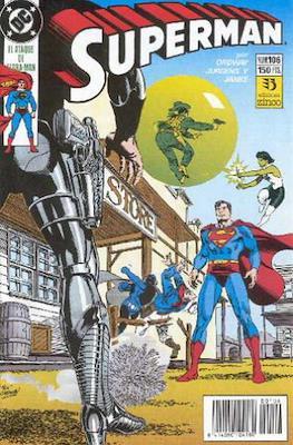 Superman: El hombre de acero / Superman Vol. 2 #106
