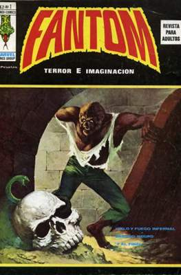Fantom Vol. 2 (1974-1975) (Grapa) #1