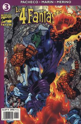 Los 4 Fantásticos Vol. 4 (2001-2003) #3