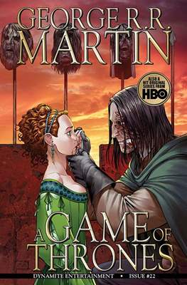 A Game Of Thrones (Comic Book) #22