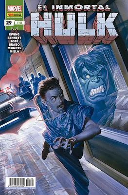 El Increíble Hulk Vol. 2 / Indestructible Hulk / El Alucinante Hulk / El Inmortal Hulk (2012-) #105/29