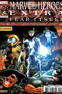 Marvel Heroes Extra (Broché) #10