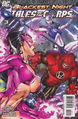 Blackest Night: Tales of the Corps (2009) (saddle-stitched) #3