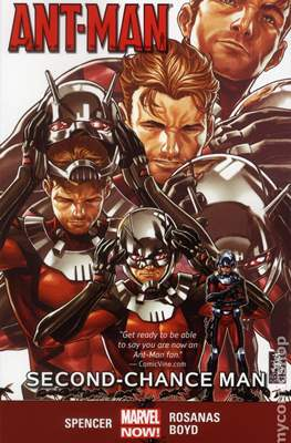Ant-Man: Second-Chance Man