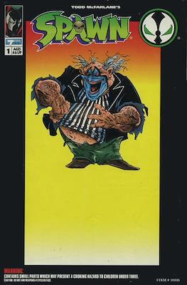 Spawn McFarlane's Toys Serie 1 Comic-books (Comic-book) #4