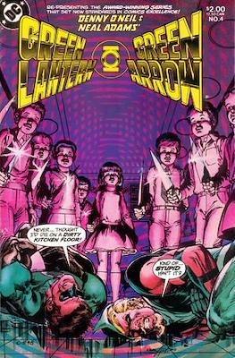 Green Lantern / Green Arrow (Comic Book.) #4