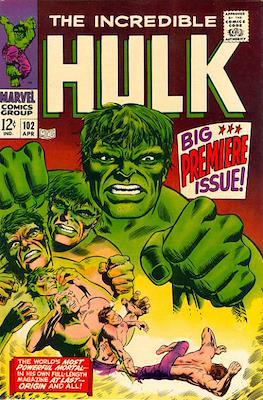 The Incredible Hulk Vol. 1 (1962-1999) #102