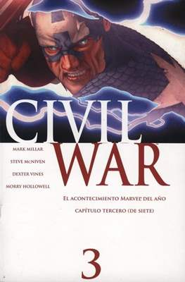 Civil War (2007) (Grapa) #3