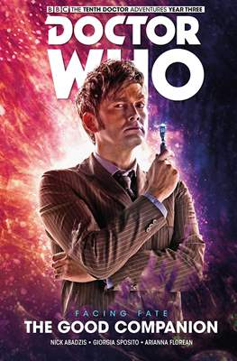 Doctor Who: The Tenth Doctor Facing Fate (Softvover 112 pp) #3