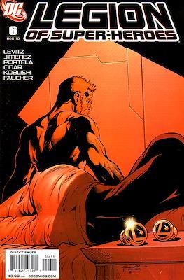Legion of Super-Heroes Vol. 6 (2010-2011) (Comic-book) #6