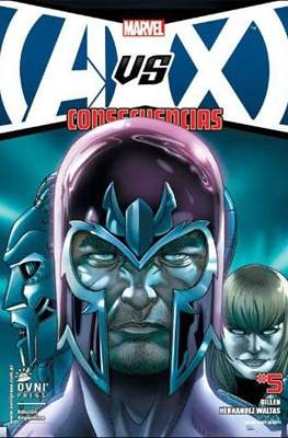 Avengers vs X-Men Consecuencias (grapa) #5