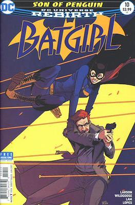 Batgirl Vol. 5 (2016-) (Comic Book) #10