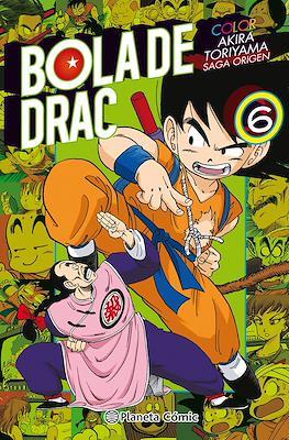 Bola de Drac Color: Saga origen #6