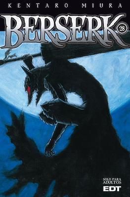 Berserk (Rústica con sobrecubierta) #28