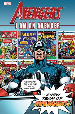 The Avengers: I Am An Avenger
