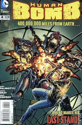 Human Bomb (Comic Book) #4