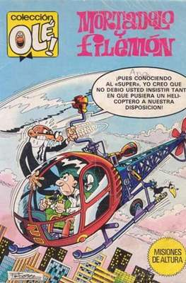 Colección Olé! (Rústica 64-80 pp 1ª Edición) #218