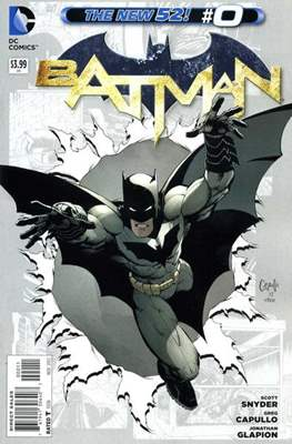 Batman Vol. 2 (2011-2016) (Comic Book) #0