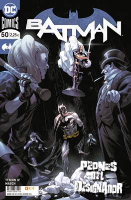 Batman (2012-) (Grapa) #105/50