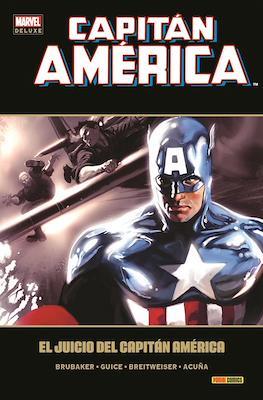 Capitán América. Marvel Deluxe (Cartoné 176 pp) #12