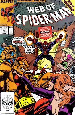 Web of Spider-Man Vol. 1 (1985-1995) (Comic-book) #59