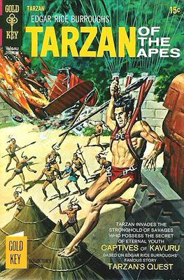 Tarzan (Comic-book) #189