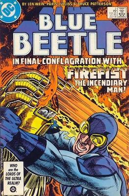 Blue Beetle Vol. 1 #2