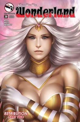 Grimm Fairy Tales presents Wonderland (Comic Book) #38