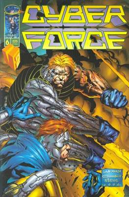 Cyberforce Vol. 2 (1996-1997) (Grapa 32-48 pp) #6
