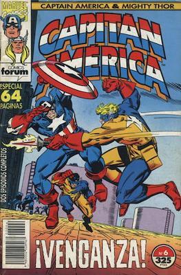 Capitán América & Thor el Poderoso Vol. 2 (1993-1994) (Grapa. 48 páginas.) #6