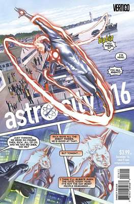 Astro City (Comic Book) #16
