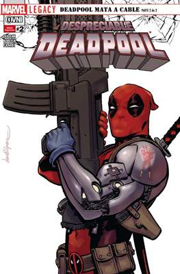 Despreciable Deadpool #2