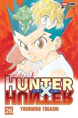 Hunter X Hunter (Rústica) #26