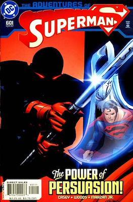 Superman Vol. 1 / Adventures of Superman Vol. 1 (1939-2011) (Comic Book) #601