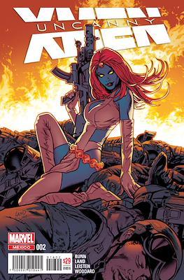Uncanny X-Men (2016-2017) (Grapa) #2